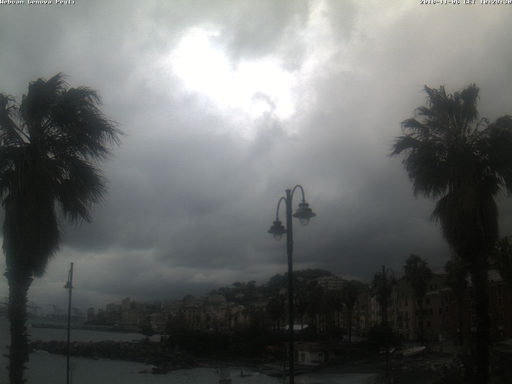 Webcam Genova Pegli