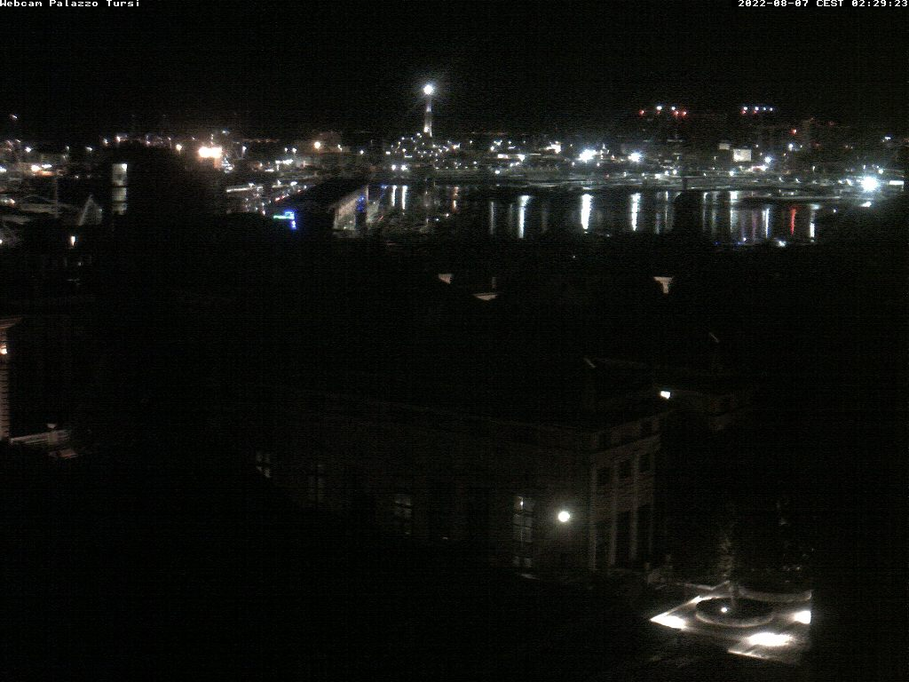 Webcam Genova La Lanterna